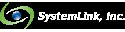 SystemLink, Inc. Logo Footer